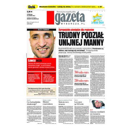 Gazeta Wyborcza - Częstochowa 44/2013