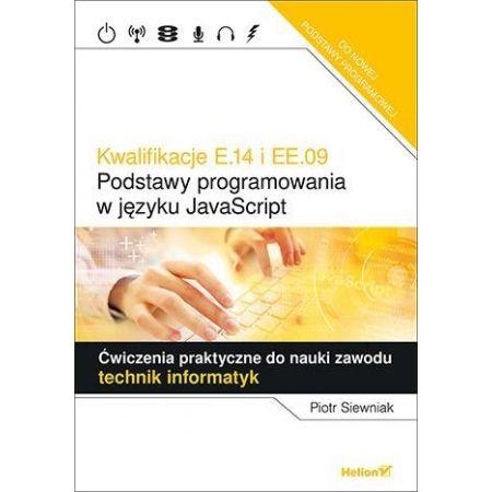 Kwalifikacje E.14 i EE.09. Podstawy programowania