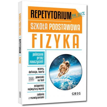 Repetytorium - szkoła podstawowa. Fizyka
