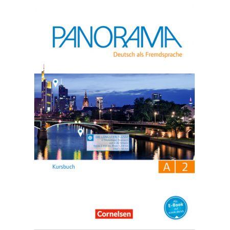Panorama A2. Podręcznik + eBook