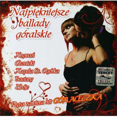 Najpiękniejsze Ballady Góralskie CD