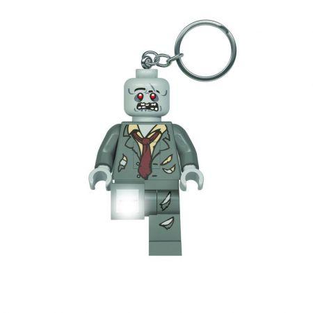 Brelok do kluczy z latarką Zombie