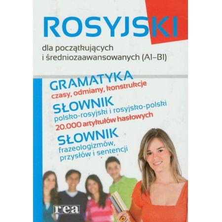 Rosyjski dla początkujących i średniozaawansowanych (A1 - B1)