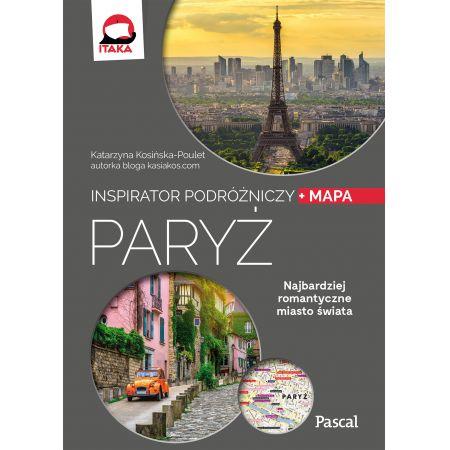 Inspirator podróżniczy. Paryż