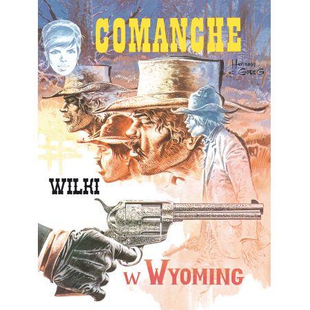 Comanche 3 Wilki w Wyoming