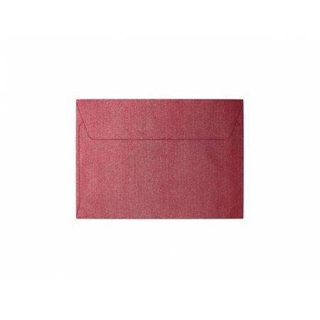 Koperta C6 HK Czerwona Perla 10 sztuk GALERIA PAPIERU