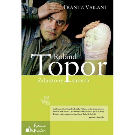Roland Topor Zduszony śmiech Frantz Vaillant