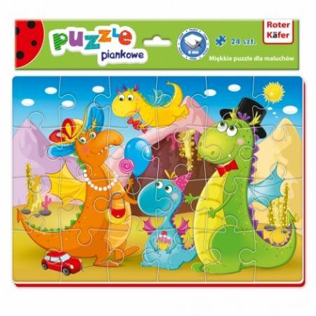 Puzzle Piankowe A4 śmieszne zdjęcia rk1201-01
