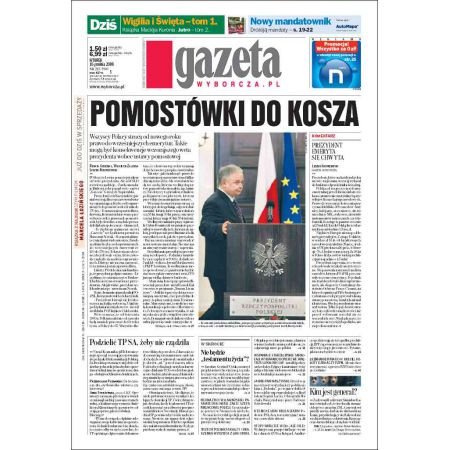 Gazeta Wyborcza - Białystok 293/2008