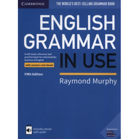 English Grammar in Use with Answers AND Ebook with Audio