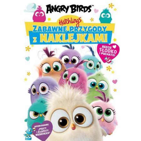 Angry Birds. Hatchlings. Zabawne przygody