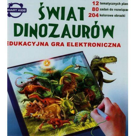 Świat dinozaurów JAWA