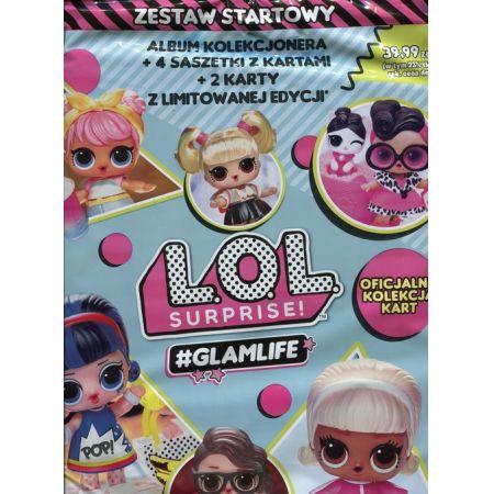 L.O.L. Surprise! Glamlife Megazestaw startowy