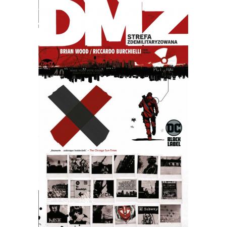 Strefa zdemilitaryzowana. DMZ. Tom 3
