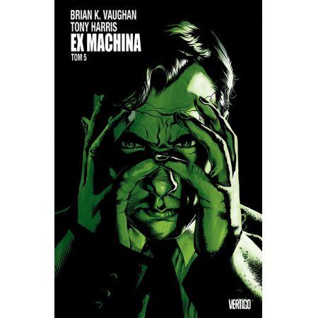 Ex Machina. Tom 5