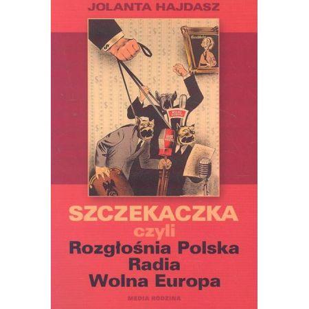Szczekaczka czyli Rozgłośnia Polska Radia Wolna Europa