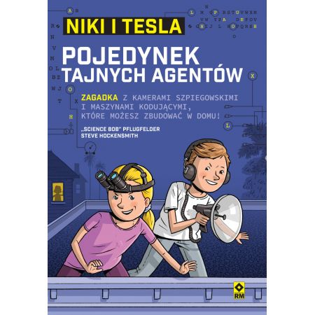 Niki i Tesla. Pojedynek tajnych agentów