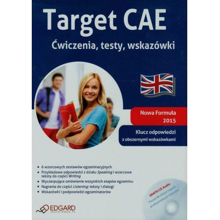 Target CAE Ćwiczenia, testy, wskazówki