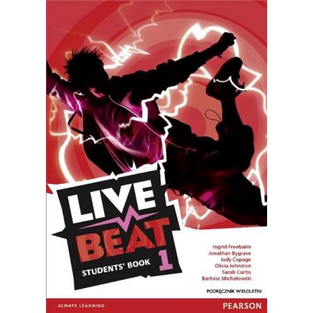 Live Beat 1 Podręcznik wieloletni+ CD