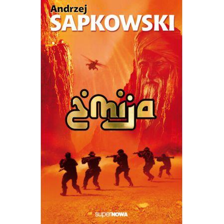 Żmija - Andrzej Sapkowski