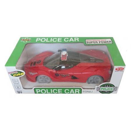 Samochód policyjny 24 cm ze światłem i dźwiękiem