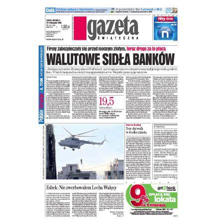 Gazeta Wyborcza - Opole 279/2008