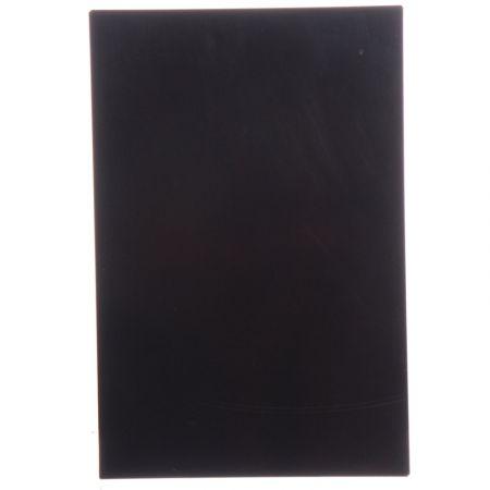 Zaawansowane Metalowa czarna tablica na magnesy - zawieszana na ścianie w VZ88