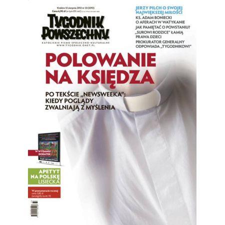 Tygodnik Powszechny 33/2012