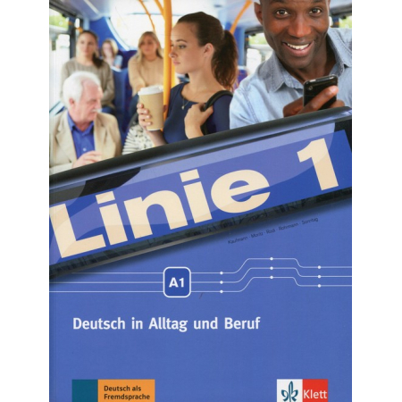 Linie 1 A1 pod. z ćwiczeniami + DVD LEKTORKLETT