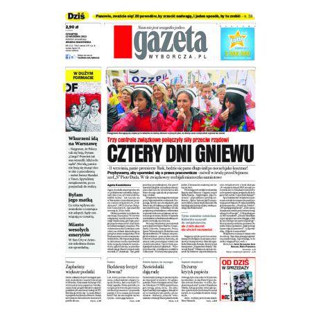 Gazeta Wyborcza - Olsztyn 213/2013