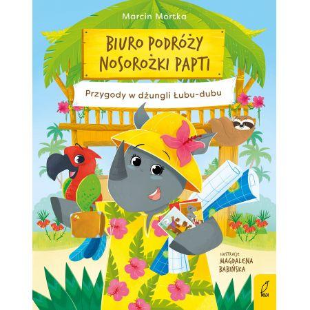 Biuro podróży nosorożki Papti. Przygody w dżungli Łubu-dubu