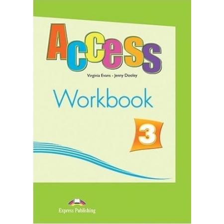 Access 3 WB International + DigiBook EXPRESS PUBL.