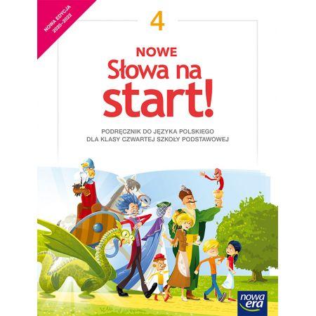 J. Polski SP 4 Nowe Słowa na start. Podr.NE w.2020