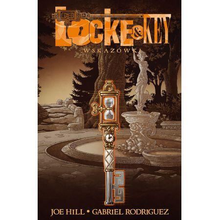 Wskazówki. Locke & Key. Tom 5