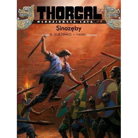 Thorgal: Młodzieńcze Lata, tom 7. Sinozęby