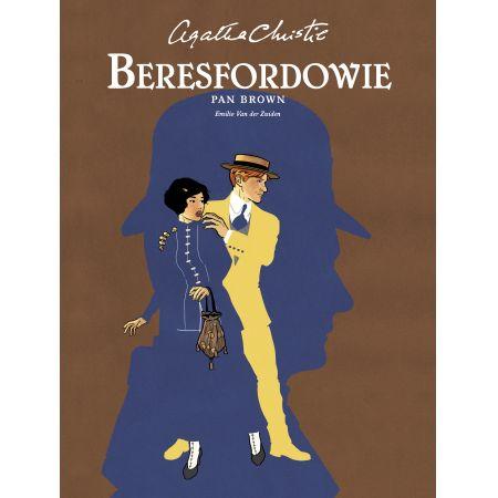 Agatha Christie. Beresfordowie. Pan Brown