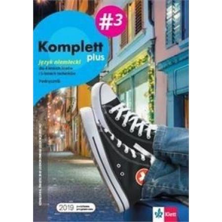 Komplett plus 3 Podręcznik wieloletni + mp3 online