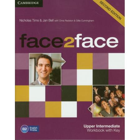 face2face Upper Intermediate Workbook with Key