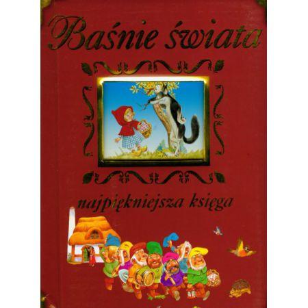 Znalezione obrazy dla zapytania Baśnie świata - Najpiękniejsza księga