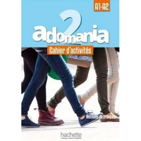 Adomania 2 ćwiczenia +CD