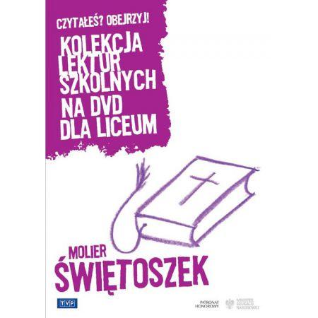 Kolekcja lektur szkolnych - Świętoszek LL DVD