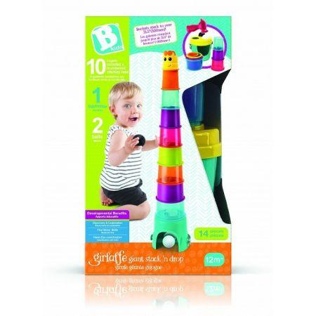 B-KIDS 4702N Żyrawkowa wieża XL