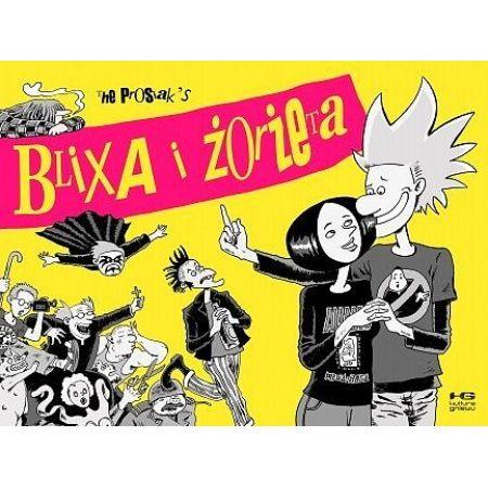 Blixa i Żorżeta. Wydanie zbiorcze