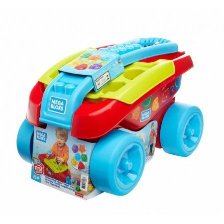 Mega Bloks Sorter - Wózek z klockami