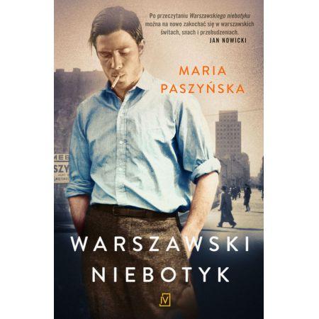 Znalezione obrazy dla zapytania Warszawski niebotyk - Maria Paszyńska