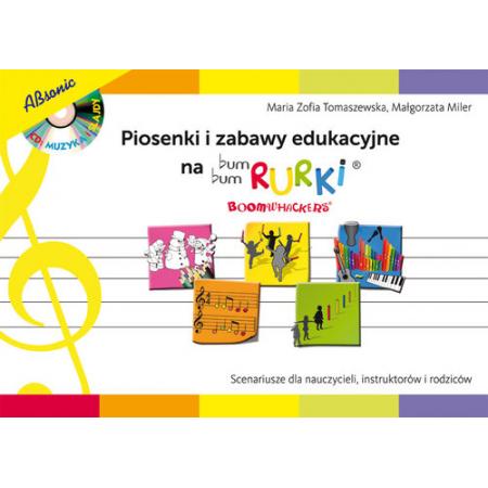 Piosenki i zabawy edukacyjne na Bum Bum Rurki