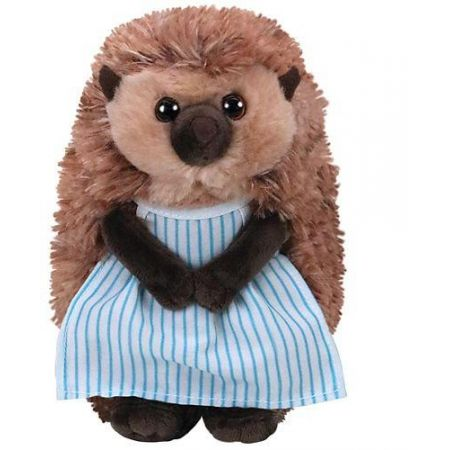 Beanie Babies Peter Rabbit - Mrs Tiggy Winkle 15cm
