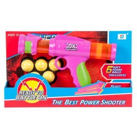 Pistolet na piłki piankowe MEGA CREATIVE 460368