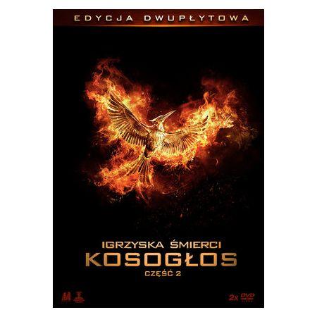 Igrzyska Śmierci: Kosogłos. Część 2 (booklet 2 DVD)