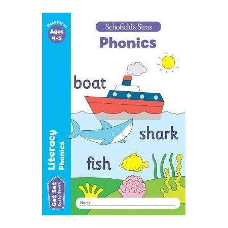 Get Set Literacy Phonics: Reception. Ages 4-5